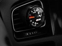 ES#2834865 - 000965ECS04 -  ECS 52mm Color-Match Electronic Boost Gauge - 30in Hg/30 PSI  - Color matched VW boost gauge with white back light and red needle - ECS - Volkswagen