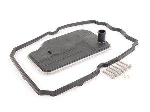 ES#2776548 - 2222772000KT3 - Transmission Filter Kit - Includes filter, pan gasket, and hardware - Genuine Mercedes Benz - Mercedes Benz