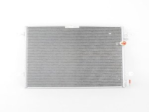 ES#2730523 - 4F0260403P - A/C Condenser  - Transfers heat from the refrigerant - American Condenser - Audi