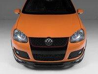 ES#2855578 - 012556ECS02A -  Front Lip Diffuser - Carbon Fiber - Front diffuser made from real carbon fiber - ECS - Volkswagen