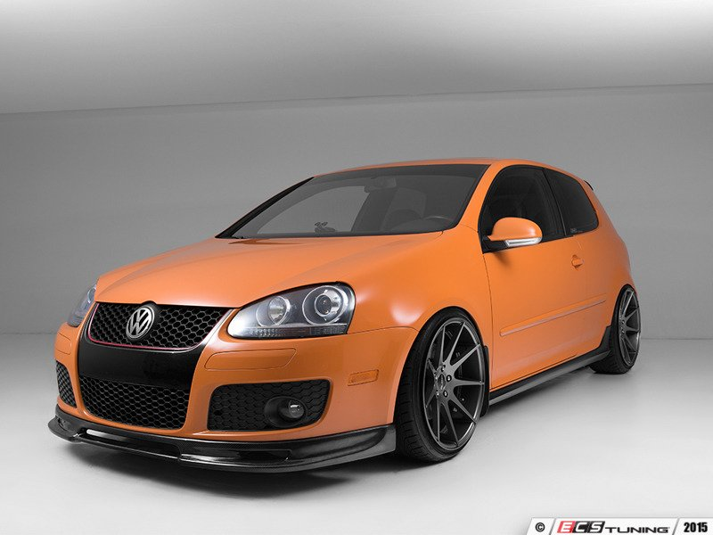 Ecs News Vw Mk5 Gti Spoilers Amp Side Skirts