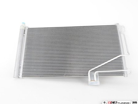 ES#2862644 - 2035001254 - A/C Condenser - Condenses the high pressure refrigerant back into a liquid - Behr - Mercedes Benz