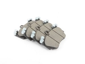 ES#2549868 - 95535193951 -  Front Brake Pad Set - Does not include shims - NPN - Audi Porsche