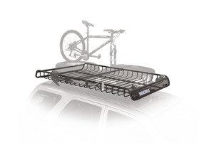 ES#2919300 - 8007080 - MegaWarrior Basket - Easily install for maximize cargo space - Yakima - Audi BMW Volkswagen Mercedes Benz MINI Porsche