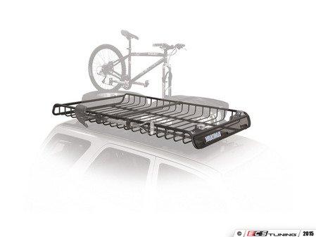 ES#2919300 - 8007080 - MegaWarrior Basket - Easily install for maximize cargo space - Yakima - Audi BMW Volkswagen Mercedes Benz MINI Porsche