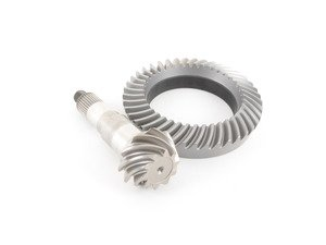 ES#2594275 - 33108321899 - BMW Motorsport Ring And Pinion Set - Intense acceleration on the street and track with a 4.10 gear ratio. - Genuine BMW Motorsport - BMW