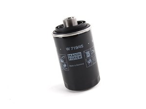 ES#1899285 - 06J115403C - Oil Filter - Priced Each - Keep your oil clean and your engine running like new - Mann - Audi Volkswagen
