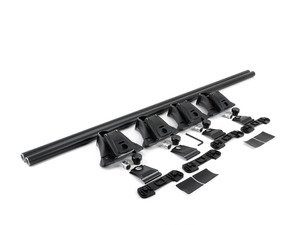"""ES#2931481 - q181KT - Q Towers 4 Pack System With 48"""" Bars - Now any car can sport a Yakima roof rack. - Yakima -"""