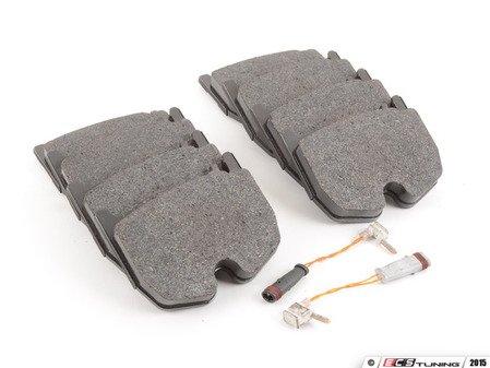 ES#2581047 - 0034207120 - Front Brake Pad Set - Includes brake pad wear sensors - Jurid - Mercedes Benz