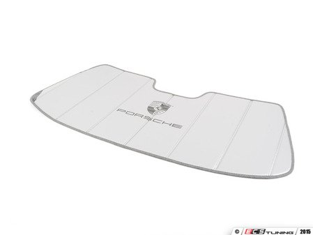 ES#1518630 - PNA505996 - Windshield Sun Shade - Reflective sun shield to keep your interior cool and protected - Genuine Porsche - Porsche