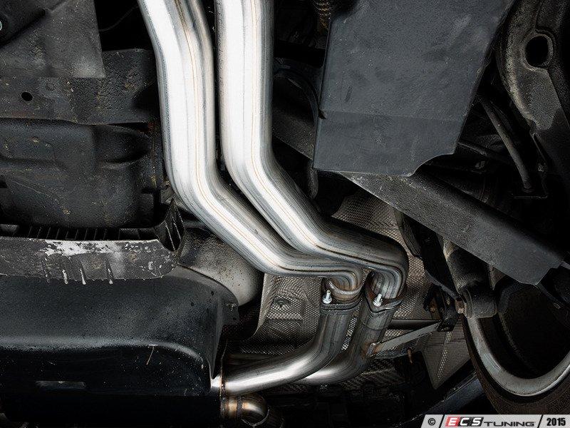 Ecs News Milltek Performance Exhaust Systems Bmw E46 M3