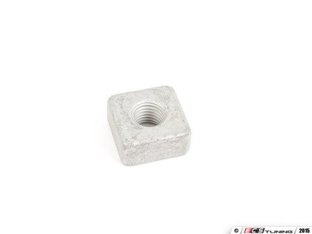 ES#472683 - WHT002305 - Square Nut - Priced Each - Install new hardware with your new parts. M12x1.5 - Genuine Volkswagen Audi - Audi