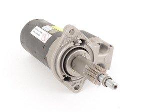 ES#2719287 - 99660410702 - Starter Motor - Don't get stranded because of your starter - Bosch - Porsche