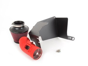 ES#2843617 - NM.658846R - NM Cold Air Intake Kit - Red Pre LCI  - Open-Air-Box air intake system, please check MAF as these have the PRE LCI design sensor mount - NM Engineering - MINI
