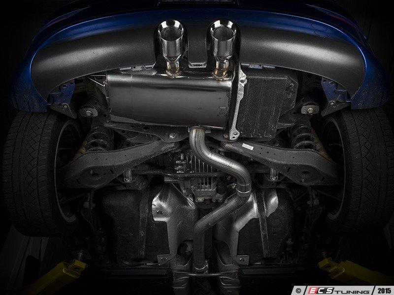 ECS News - VW MK5 R32 Milltek Exhaust Options