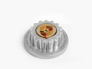 ES#3010305 - WAP0501100G - Porsche Center Lock Style Bottle Opener - Perfect for the garage or kitchen, always ready to open a cold one! - Genuine Porsche - Porsche