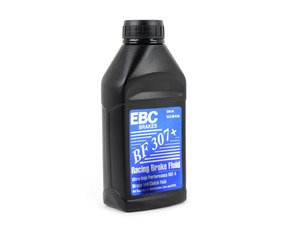 ES#2072516 - BF307 - Sport Brake Fluid - 500mL - DOT4 compliant. Boiling point - Dry 307C (585F) / Wet 185C (365F) - EBC - Audi BMW Volkswagen Mercedes Benz MINI