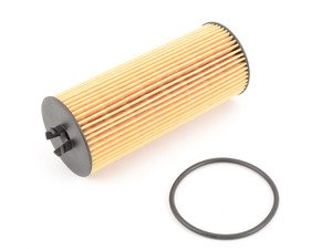 ES#2808825 - 2781800009 - Engine Oil Filter Kit - Priced Each - Includes all o-rings needed for installation - Mann - Mercedes Benz