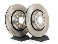 ES#250275 - 1K0615601NKT2 - Rear Brake Rotors - Pair (310x22) - Restore the stopping power in your vehicle - Balo - Audi Volkswagen