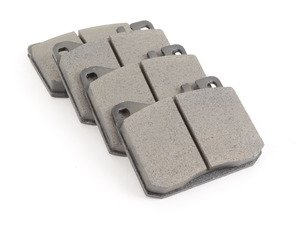 ES#2739815 - 0014207820 - Front Brake Pad Set  - Does not include brake pad wear sensors - Meyle - Mercedes Benz