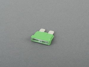 ES#3582767 - 61131372529 - Fuse - 30 amp - Used in the fuse box - Genuine MINI - MINI