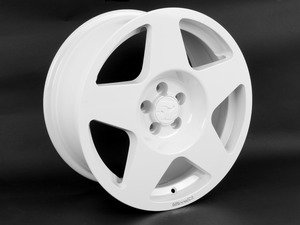 "ES#2918423 - FF03178035WSQKT - 17"" Tarmac - Set Of Four - 17""x8"" ET35 5x112 - Rally White - fifteen52 - Audi Volkswagen"