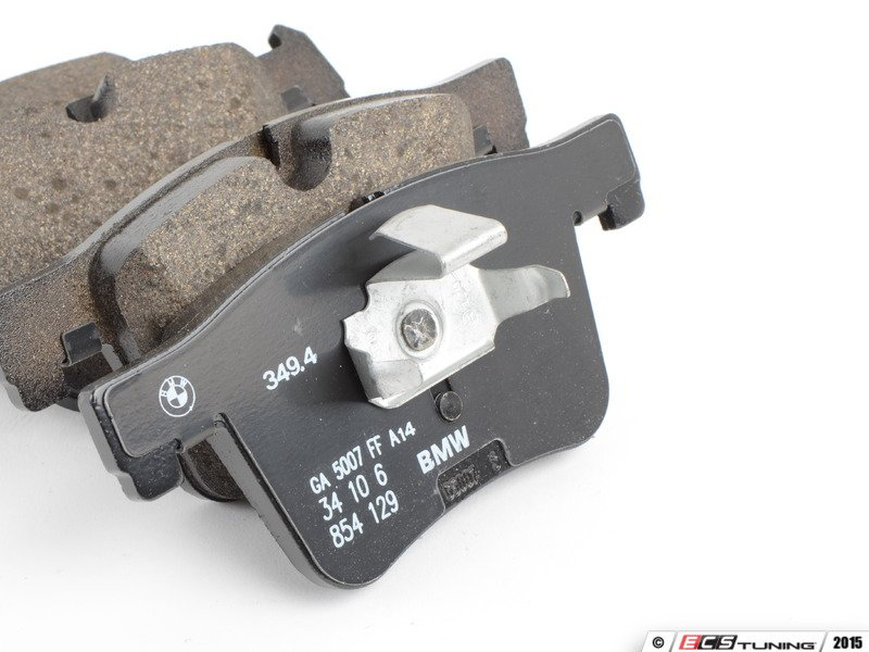 front pad products disc bmw jurid euro fcp pads as set brake
