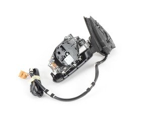 ES#441861 - 8E1858531AC01C - Mirror Assembly - Left - Does not include the mirror cap or glass - Genuine Volkswagen Audi - Audi