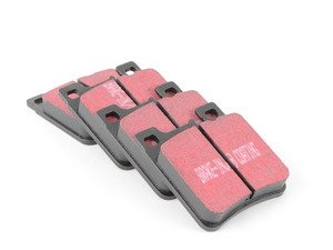 ES#522439 - UD603 - Rear Ultimax Premium Pad Set  - General Replacement Brake Pads - EBC - Mercedes Benz