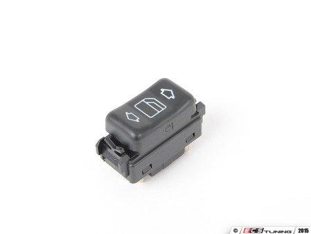 ES#2533342 - 1248204810 - Power Window Switch - Priced Each - Left side rear window switch - Located in door panel - URO - Mercedes Benz