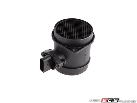 ES#252201 - 07D906461 - Mass Air Flow Sensor (MAF) - Air mass meter mounted inline with the air intake tube - Bosch - Audi Volkswagen