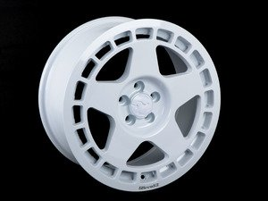 "ES#2918487 - TM1780355PWSQKT - 17"" TurboMac - Set Of Four - 17""x8"" ET35 5x112 - Rally White - fifteen52 - Audi Volkswagen"