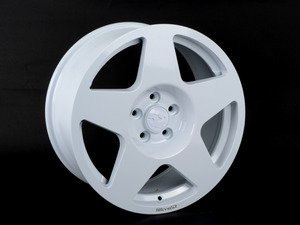 """ES#2918172 - FF031885455PWL - 18""""x8.5"""" Tarmac ET45 5x112 66.5CB - Rally White - 18""""x8.5"""" ET45 5x112 - Rally White *Only 1 Available* - fifteen52 - Audi Volkswagen"""
