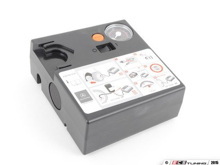 ES#1605832 - 0005831502 - Electric air compressor  - Don't get stuck with a flat tire! - Genuine Mercedes Benz - Mercedes Benz