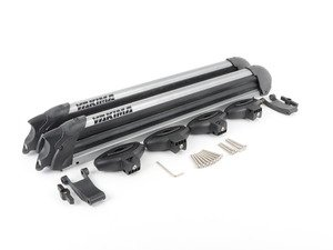 ES#2919314 - 8003082 - Big PowderHound - (NO LONGER AVAILABLE) - Holds up to 6 pairs of skis or 4 snowboards. - Yakima -