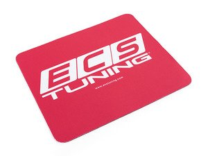 ES#2855220 - 012194ecs02a - ECS Mouse Pad - Red - Upgrade your workspace - ECS - Audi BMW Volkswagen Mercedes Benz MINI Porsche
