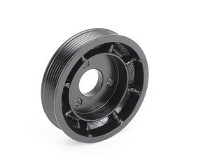 ES#2815435 - 32427537862 - Power Steering Pulley - Pulley only, pump not included - Hamburg Tech - BMW