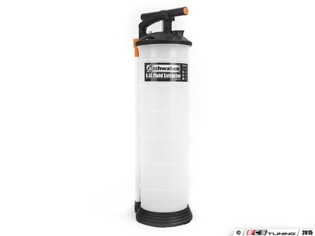 ES#2841122 - 011885SCH01A - 6.5 Liter Fluid Extractor - Extract all types of oils and fluids the easy way. Do your oil change without getting under the car. - Schwaben - Audi BMW Volkswagen Mercedes Benz MINI Porsche