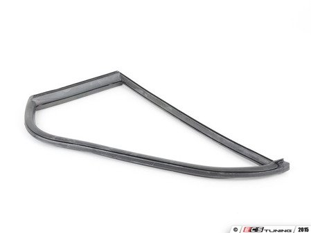 ES#94631 - 51341906747 - Window Seal - Rear Left - Seals the gap between the rear corner windows and the frame. - Genuine BMW - BMW