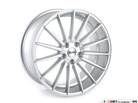 """ES#2823127 - 084-4KT1 - 19"""" Style 084 Wheels - Set Of Four - 19""""x8.5"""" ET35 5x112 - Silver - Alzor - Audi BMW Volkswagen"""