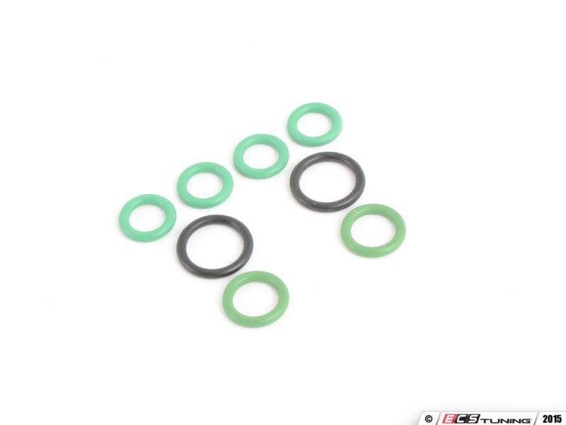 Assembled By ECS - 64508374959 - Air Conditioning O-Ring - Kit