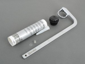 ES#7998 - 02d598558 - Haldex Service Kit With Tool - Everything required to service your haldex, recommended at every 40K miles. Includes Genuine filter and oil. - Assembled By ECS - Audi Volkswagen