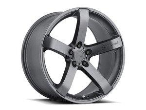 "ES#2972288 - vp58535gmKT - 19"" VP5 Wheels - Set of Four - 19""x8.5"" ET35 5x112 - Gun Metal - MRR Design - Audi Volkswagen"