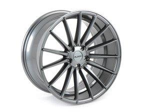 "ES#2823121 - 084-1KT1 - 19"" Style 084 Wheels - Set Of Four - 19""x9.5"" ET40 5x112 - Gunmetal - Alzor - Audi Volkswagen"