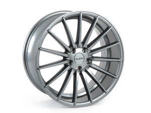 "ES#2823125 - 084-3KT1 - 19"" Style 084 Wheels - Set Of Four - 19""x8.5"" ET35 5x112 - Gunmetal - Alzor - Audi BMW Volkswagen"