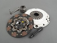 ES#2635590 - 17375HDFFRH - Stage 3 Clutch Kit - For use with factory dual mass flywheel - Clutch Masters - Volkswagen