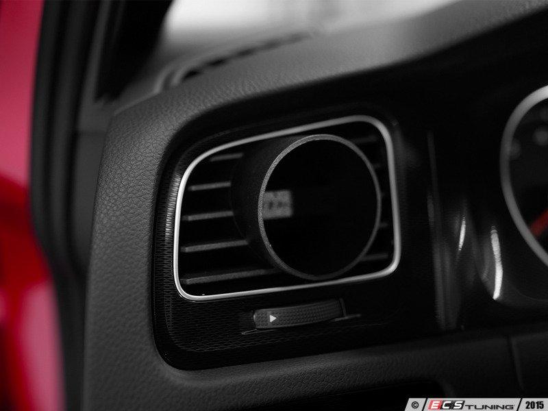 Ecs News Vw Mk7 Golf Gti R Ecs Angled Vent Pod Boost