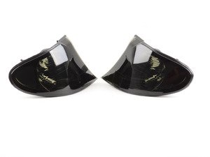 ES#2808235 - 4441511PXU2S - Smoked Corner Assembly - Pair - Ditch your dull or broken ambers - Depo - BMW
