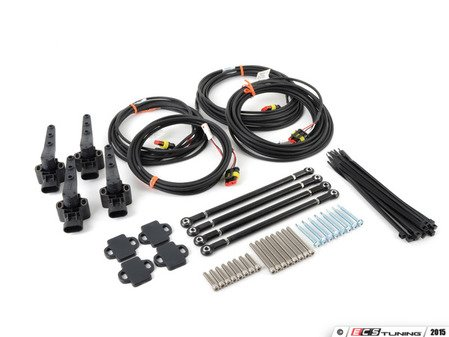 ES#2966728 - 27705 - Pressure To Height Upgrade - Everything needed to add height based adjustability to your 3P management system - Air Lift - Audi BMW Volkswagen