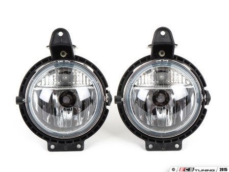 ES#2855964 - 63172751295KT - Front Fog Light With Position Light - Set - Replaces those cracked or damaged fog lights - TYC - MINI